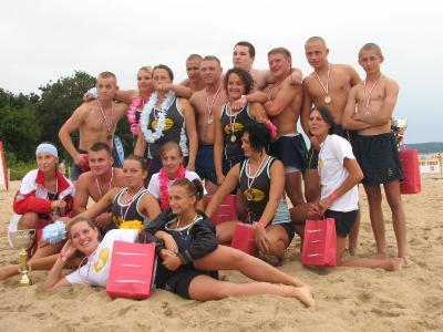Mistrzostwa Polski Beach Rugby